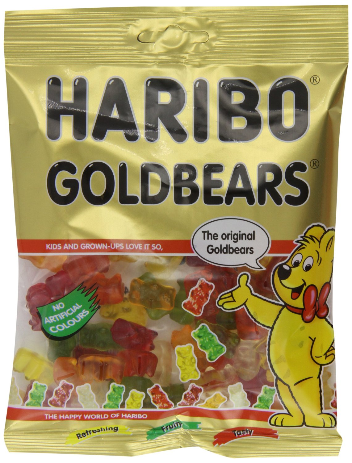 Haribo Gold bears 200g