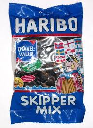 Haribo Skipper Mix 400.